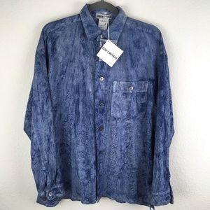 Issey Miyake NWT Tie Dye Shirt